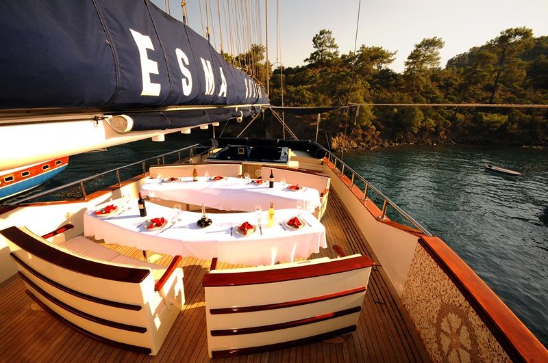 Esma Sultan  upper deck view 3