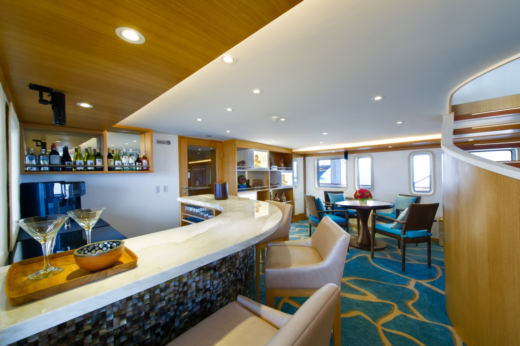 Expedition yacht SALILA -  Bar