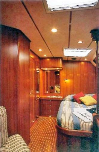 FARBAY - Master Cabin2