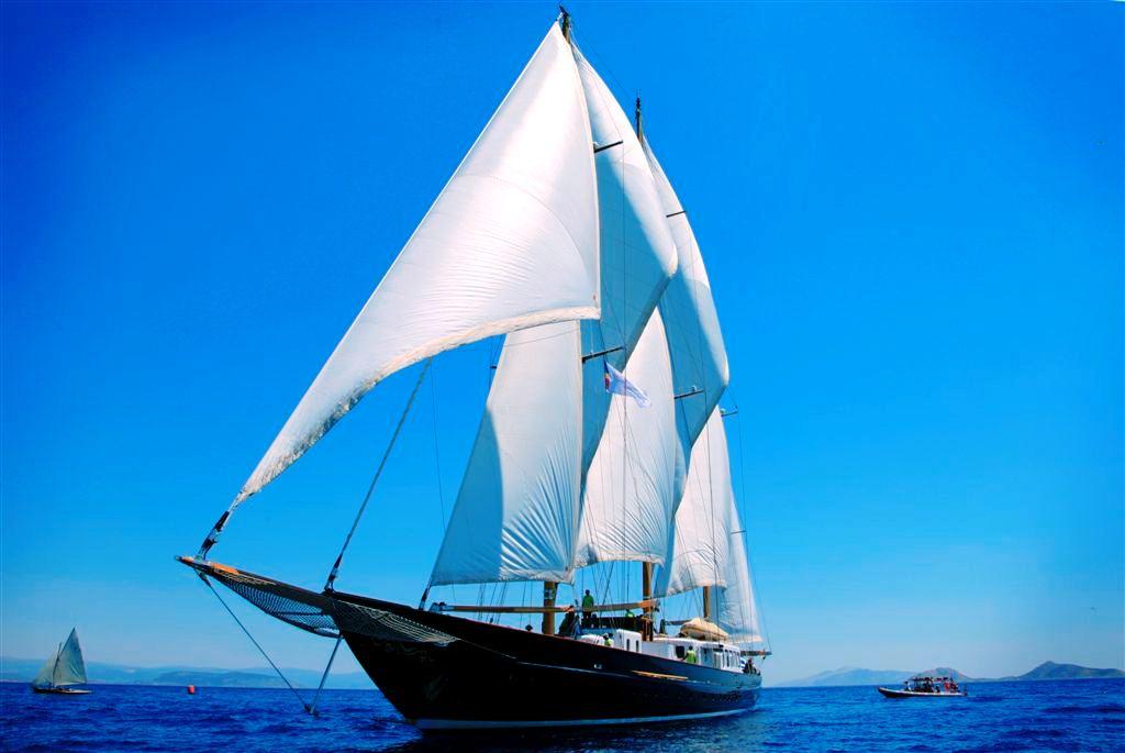 FLEURTJE -  Sailing