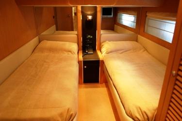 FRESCA -  Twin Cabin