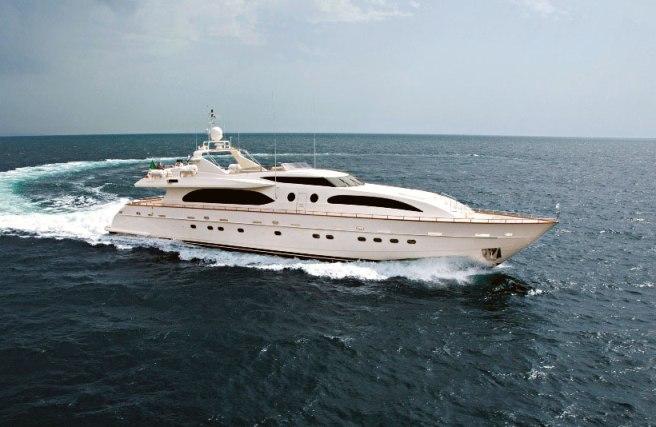 Falcon 115 Yacht Helios - Main
