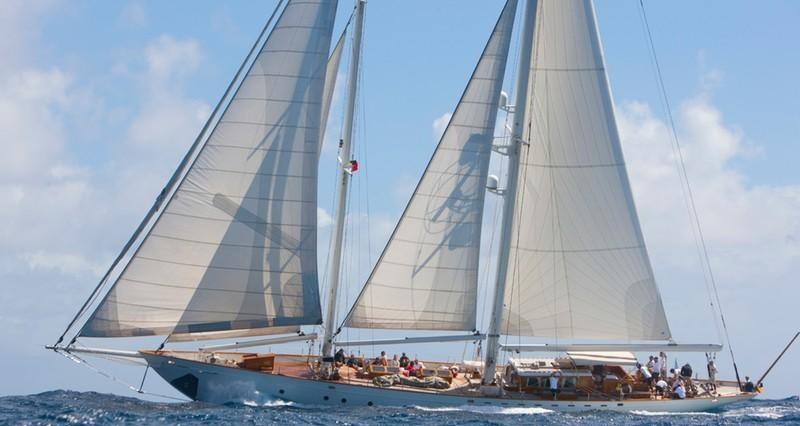 GLORIA Sailing yacht - Main shot