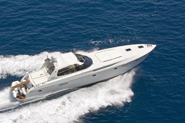 Motor Yacht/Power Cruiser