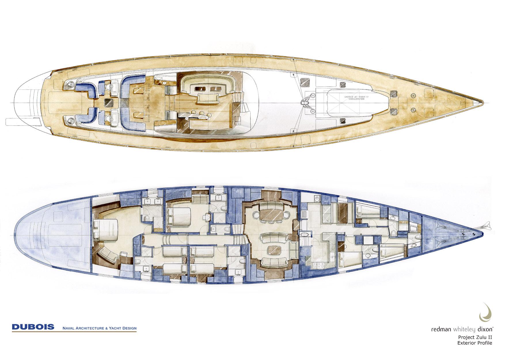 Mia Cara Yacht Charter Details Fitzroy Yachts