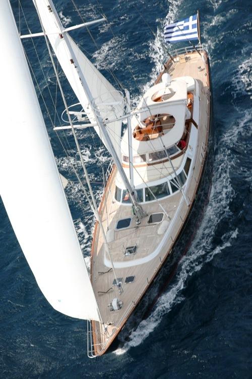 Gitana -  Sailing 1