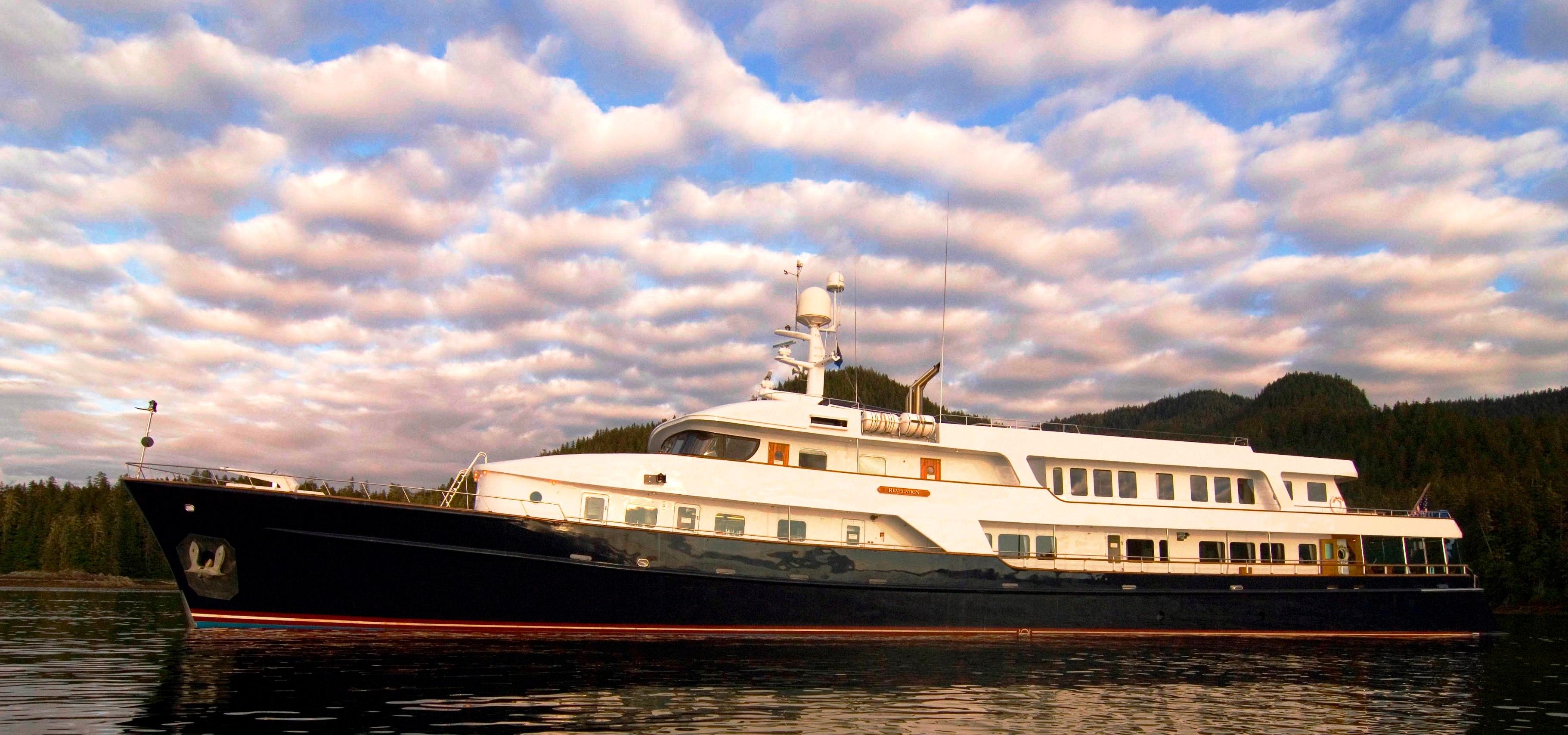 Golf Charter Yacht Stargazer -  Profile