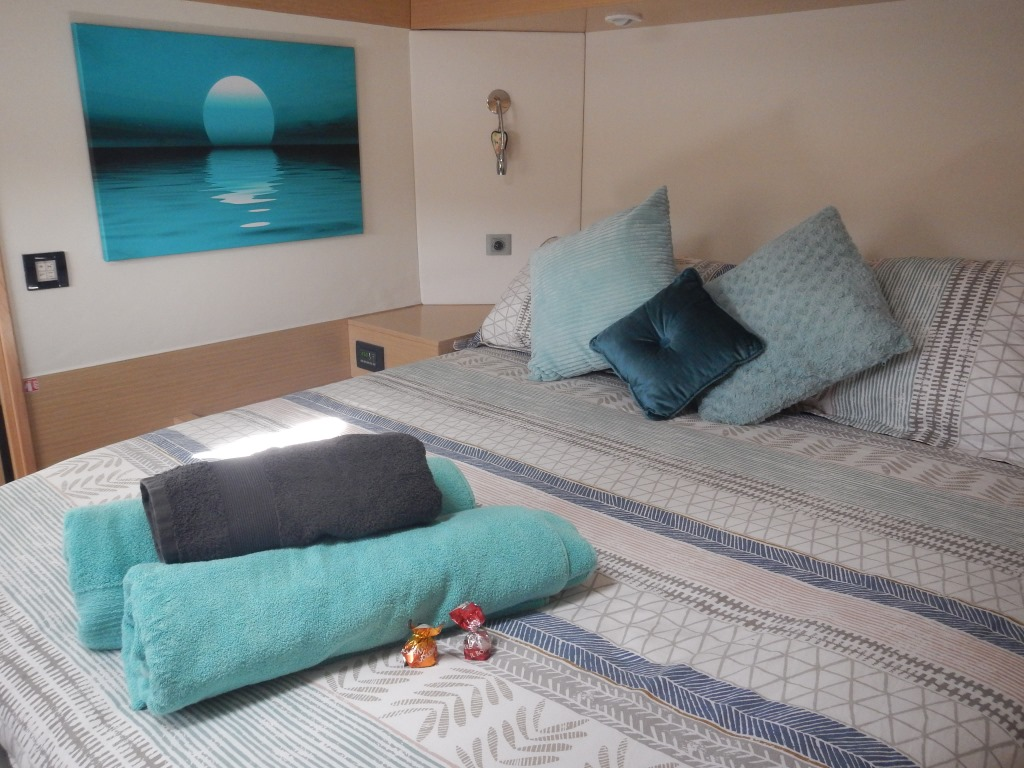 Guest cabin detail