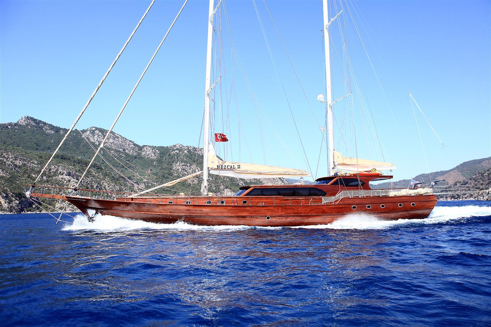 Gulet MEZCAL 2 - Cruising