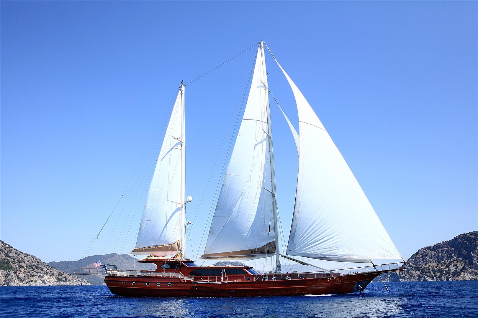 Gulet MEZCAL 2 - Sailing
