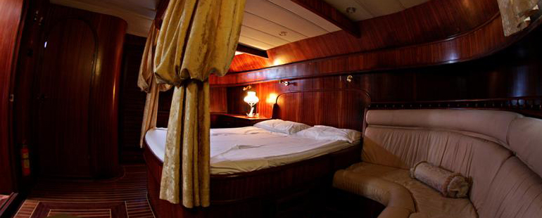 Gulet REX SICILIAE I -  Double Cabin