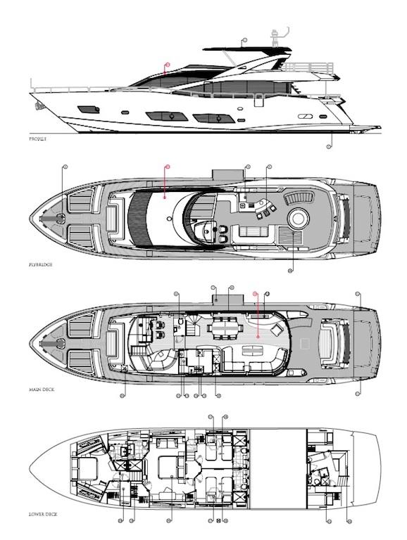 HIGH ENERGY yacht - GA