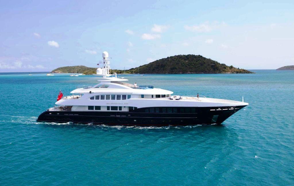 Heesen Motor yacht BLIND DATE Profile