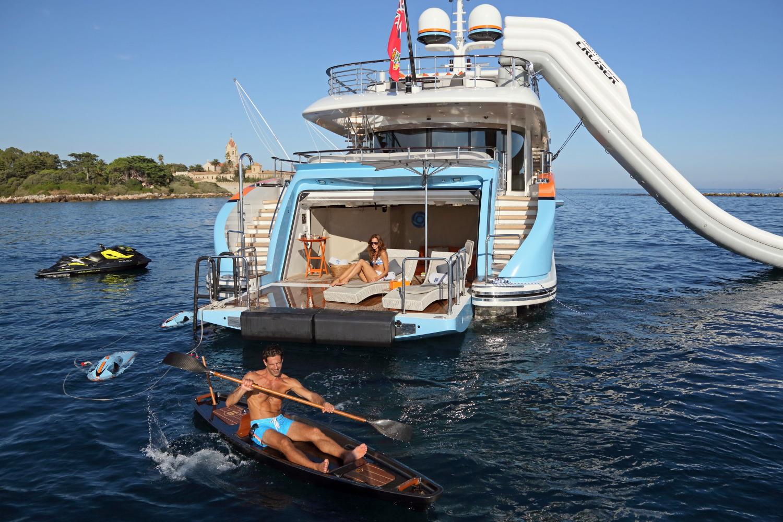 Heesen yacht AURELIA - Water toys