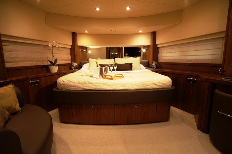 Honey Bear - The VIP Stateroom