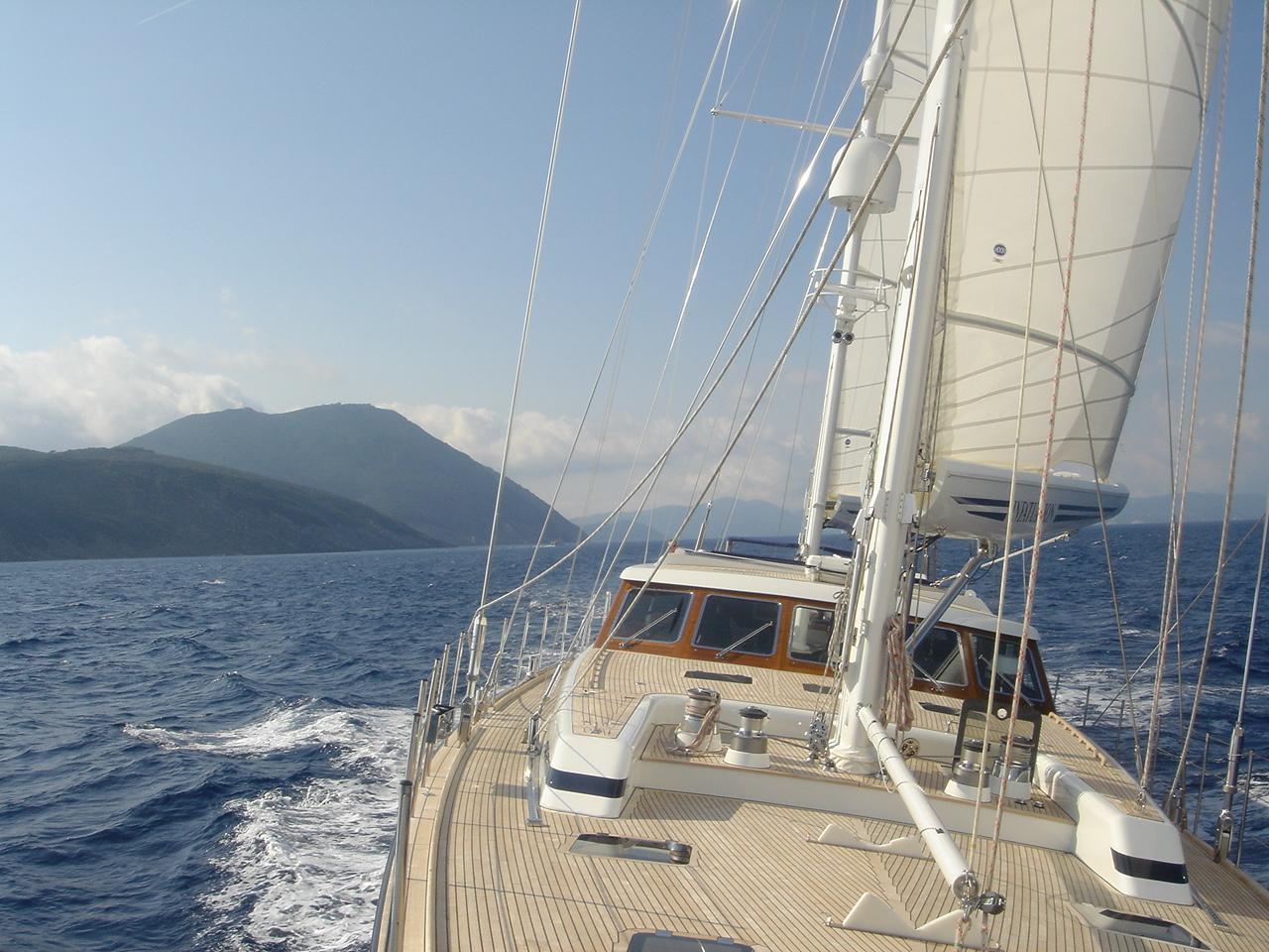 Infatuation -  Sailing