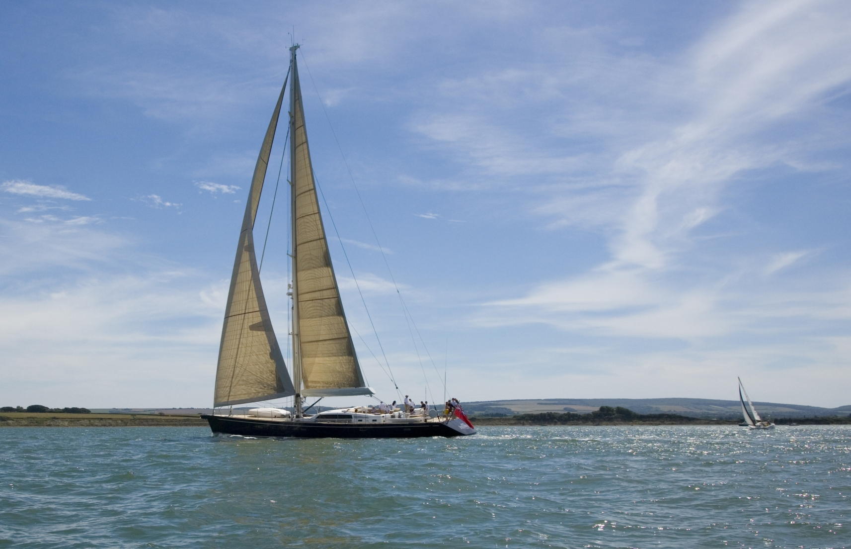 Infinity Of Cowes - Sailing 2