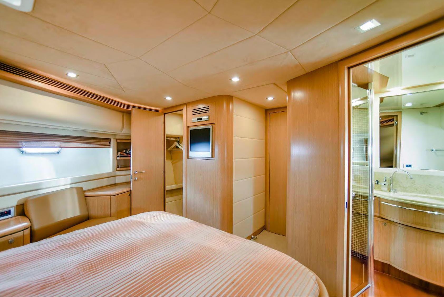 JULIE M - VIP Cabin