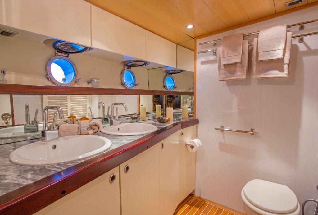 JUPITER Sailing yacht - Ensuite