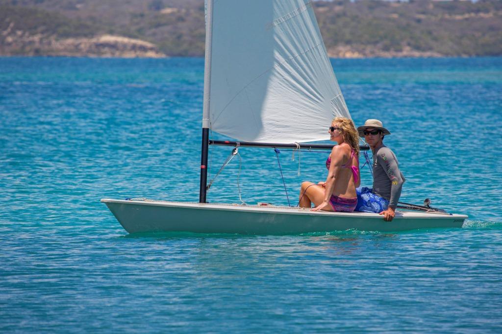 JUPITER Sailing yacht - Sailing dinghy