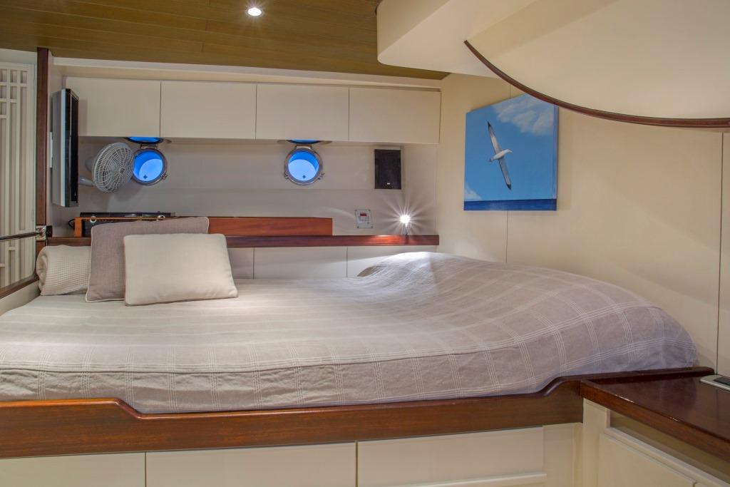 JUPITER Sailing yacht - VIP cabin