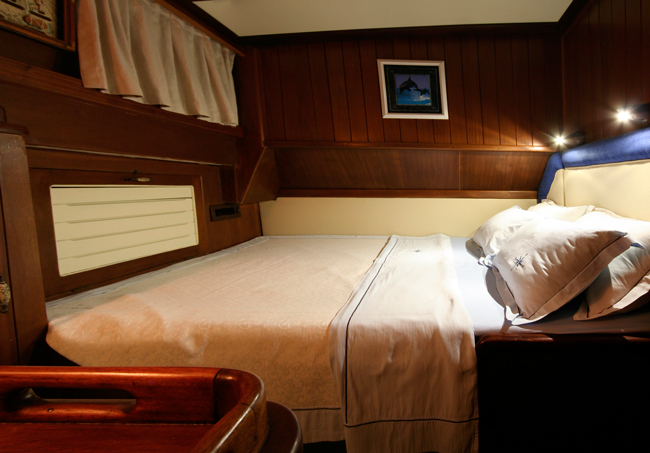 KAPTAN SEVKET -  Guest Cabin