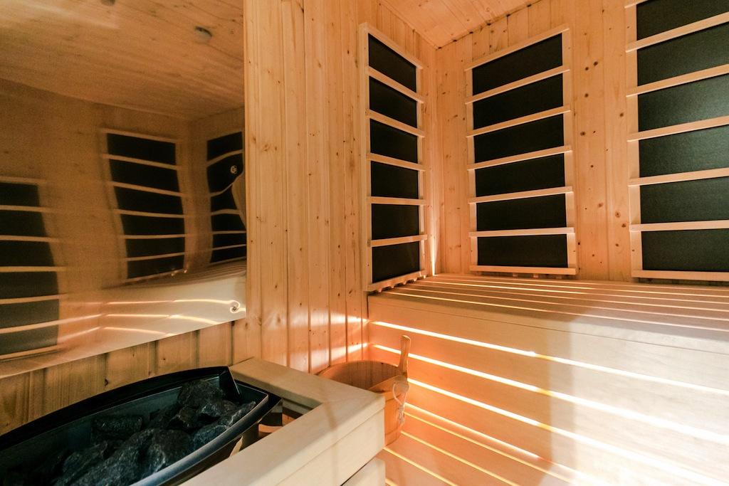 KATINA yacht - sauna