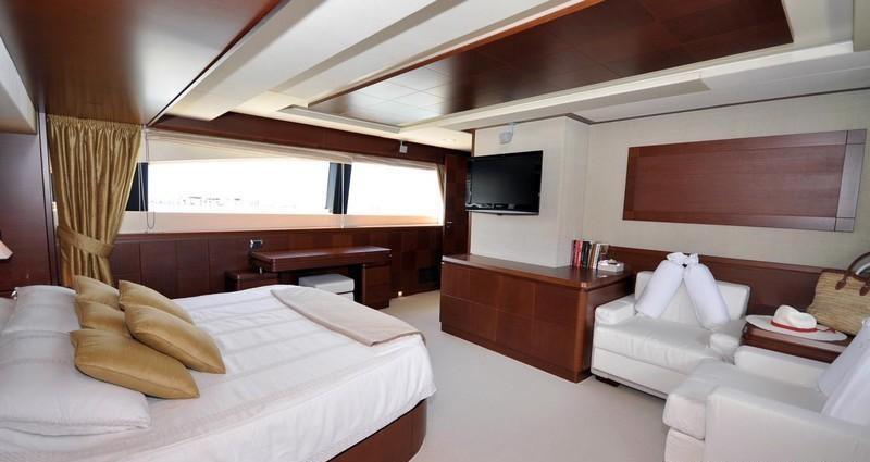 LADY CAROLE - Master cabin
