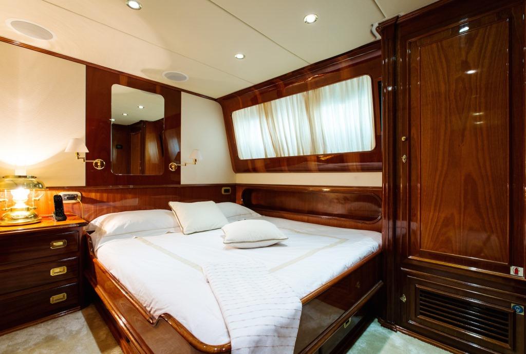 LIBERTUS - Double cabin