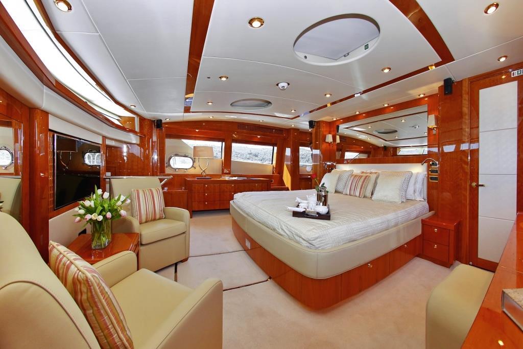 LIDIA III - Master cabin