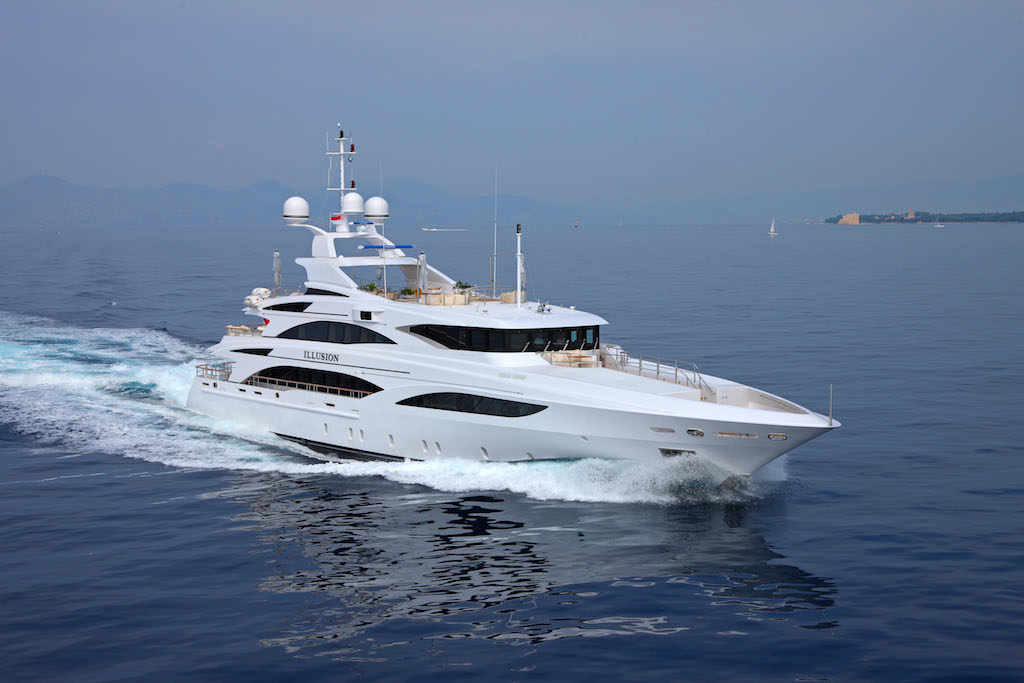 Luxury motor yacht WILD ORCHID I by Benetti