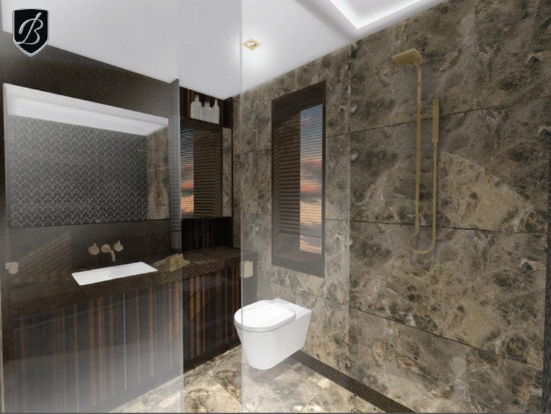 Luxury yacht Alfulk - Bathroom
