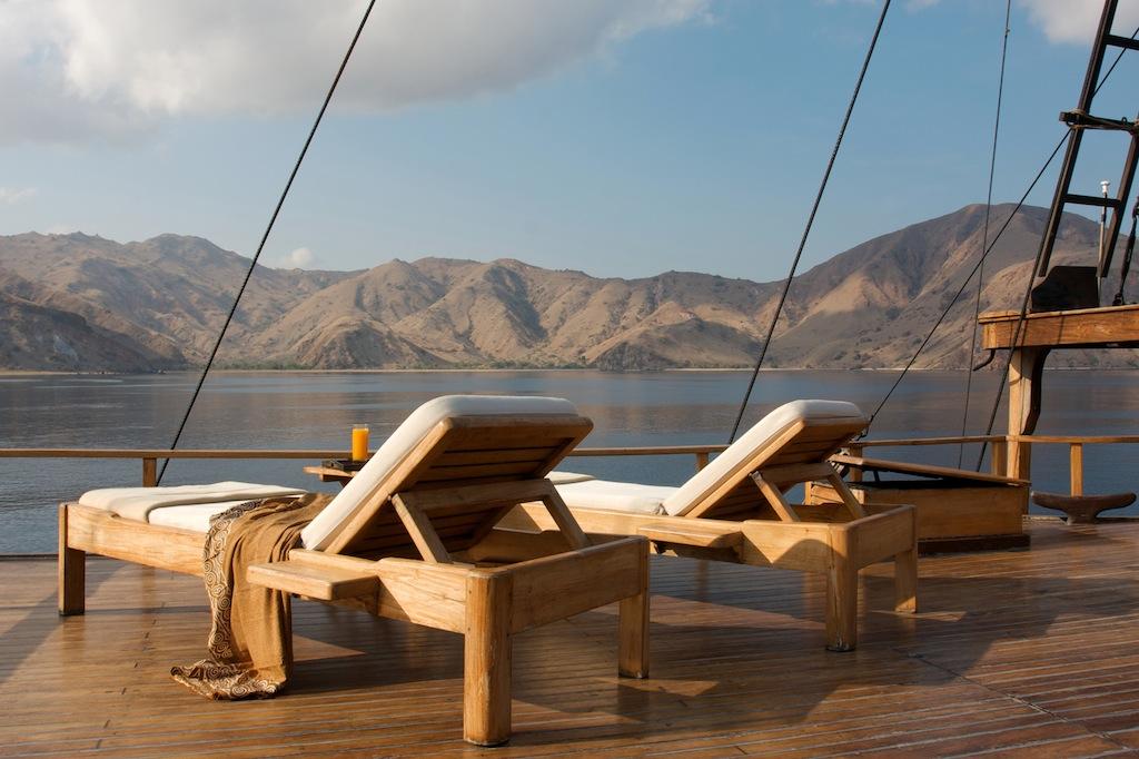Luxury yacht SILOLONA - Sunabthing