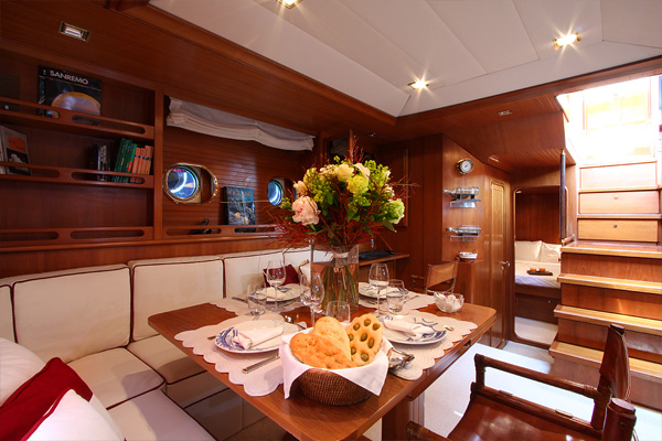 MALIZIA -  Interior Dining