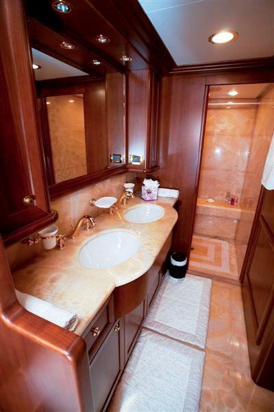 MARIA II of London -  Master Bathroom