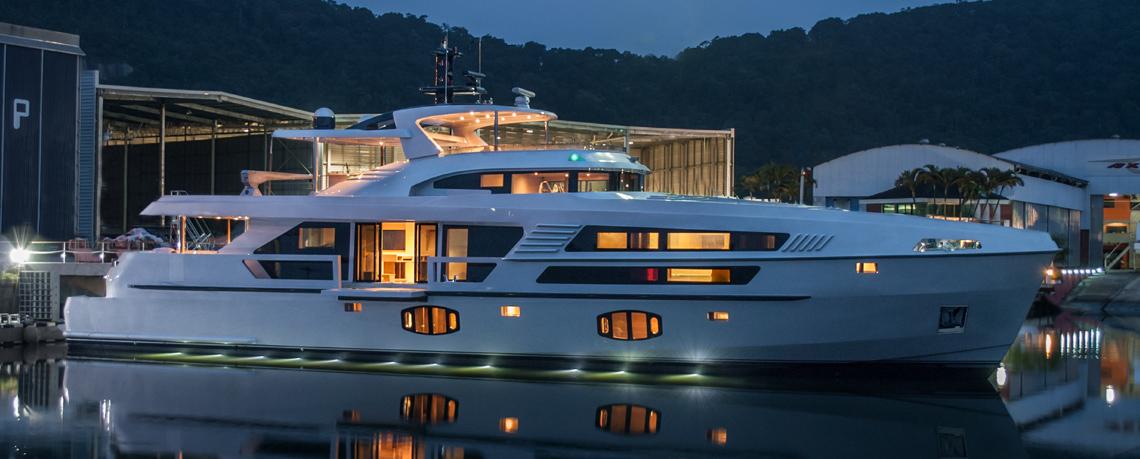 Yacht Mars A Mcp Limited Edition 106 Superyacht Charterworld Luxury Superyacht Charters