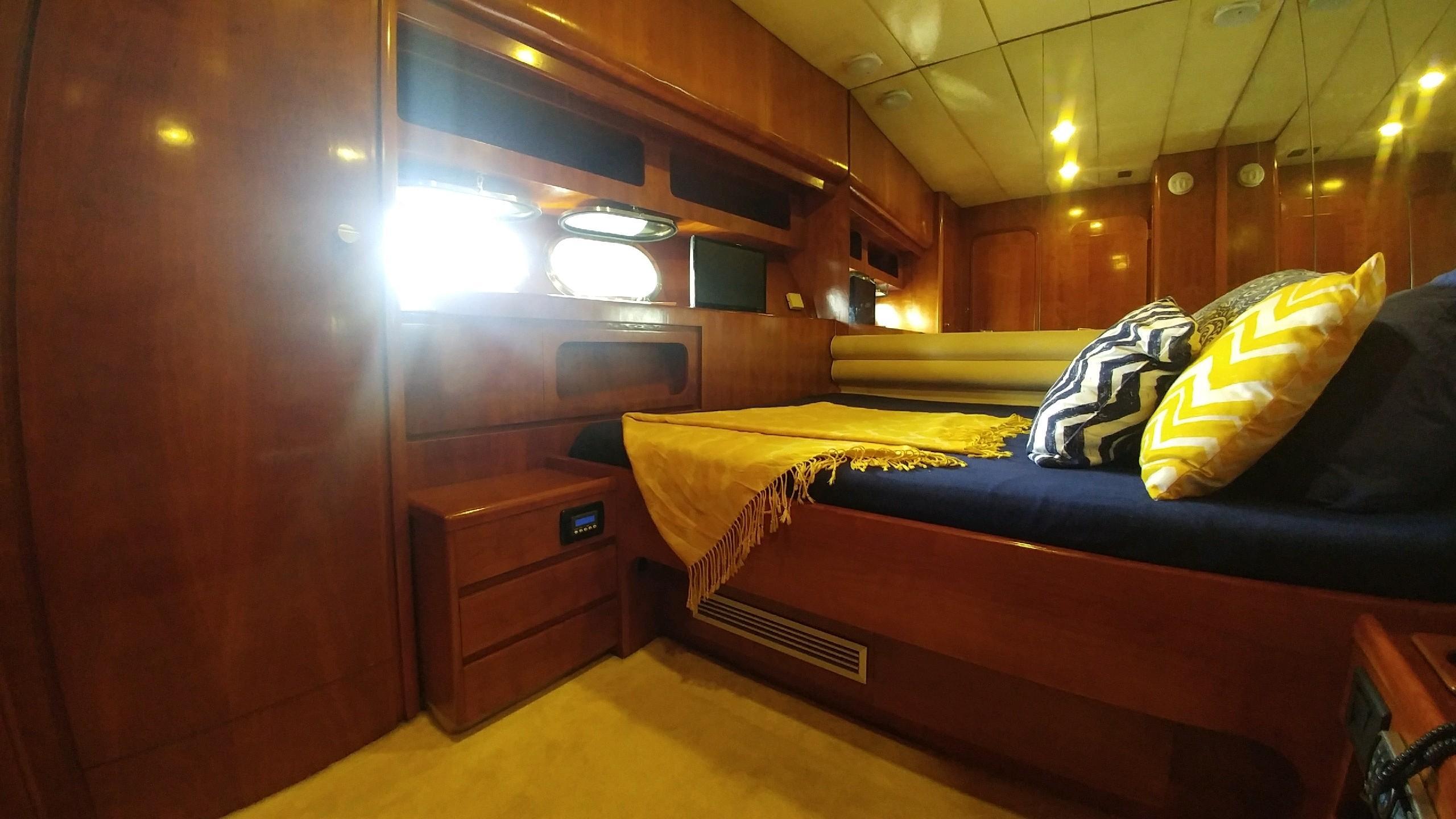 MIS MOONDANCE - Guest cabin