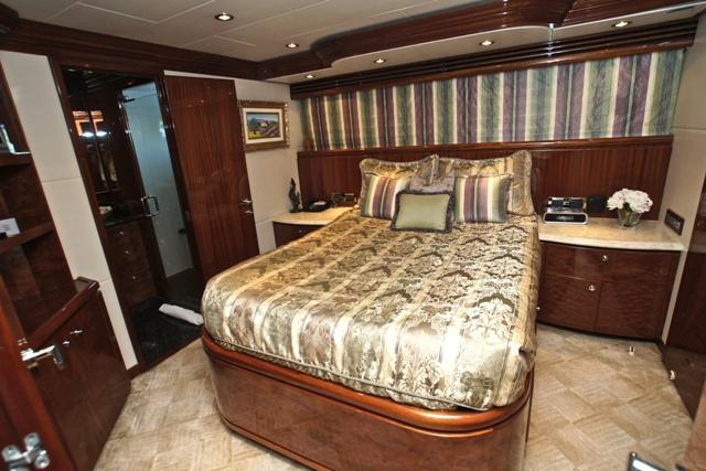 MISSY B II - VIP Cabin
