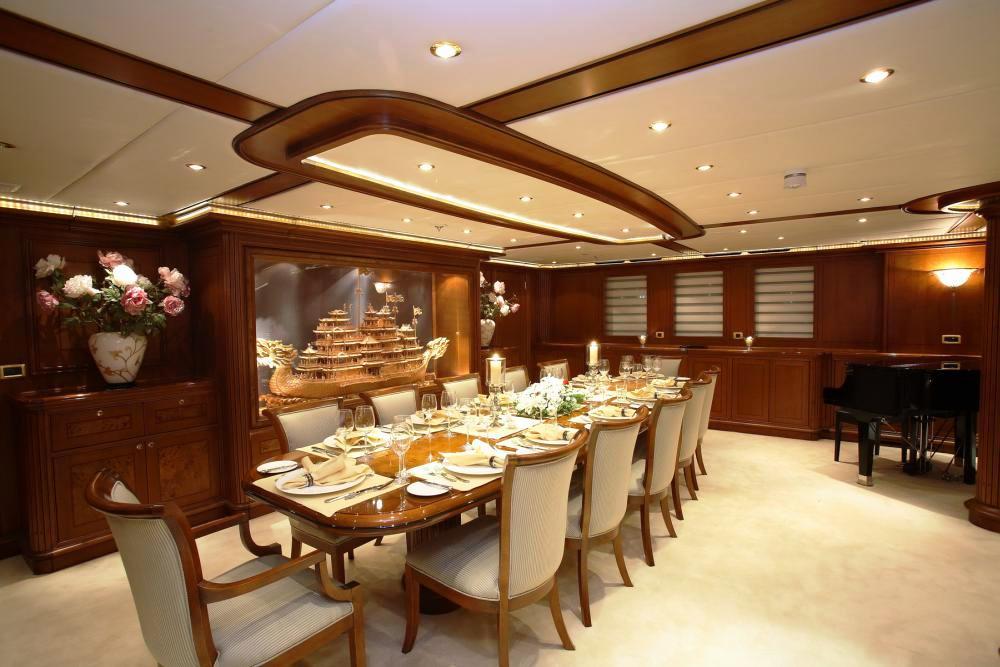 MONTIGNE -  Formal Dining
