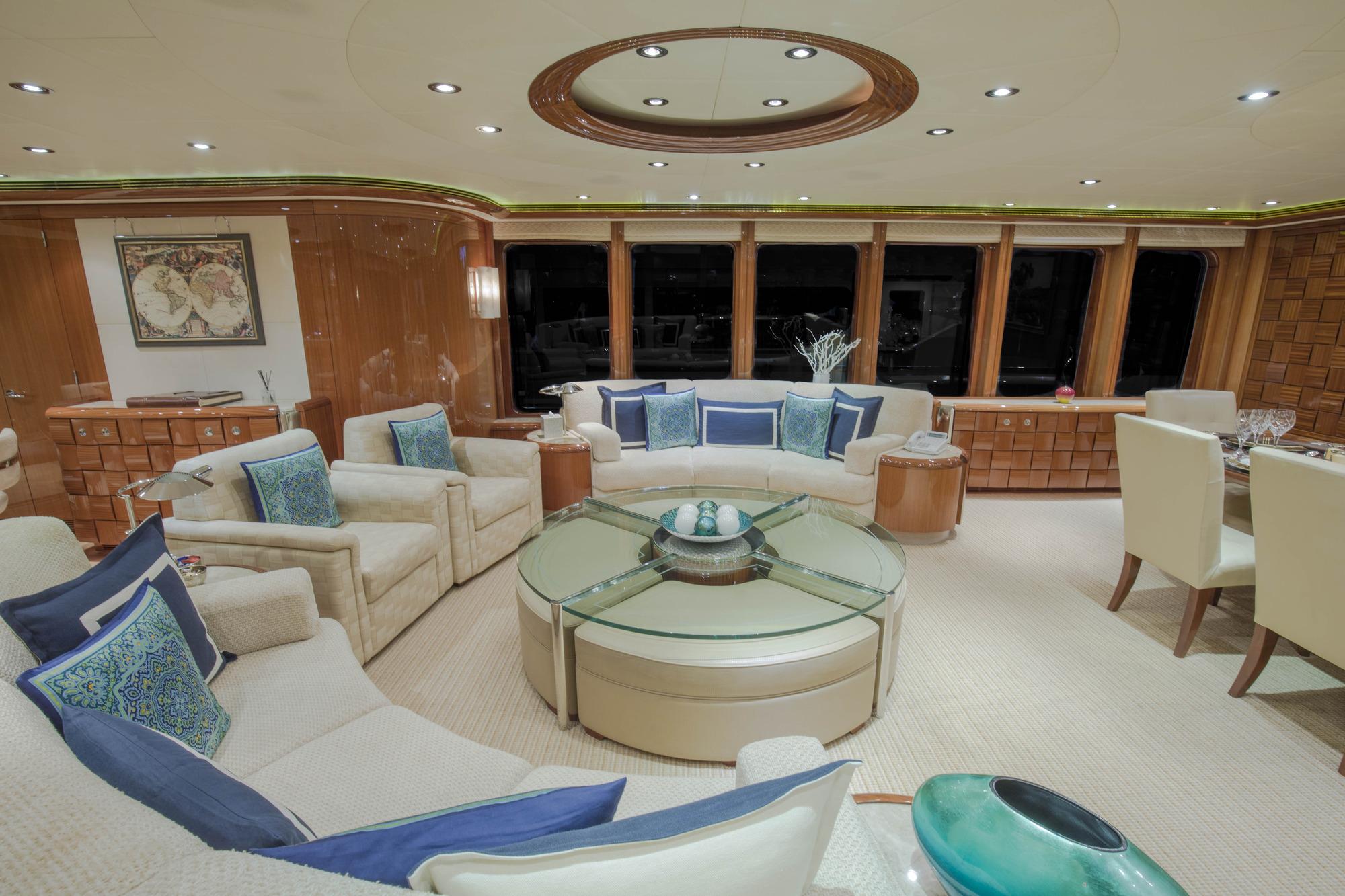 MY ALLEGRIA - Salon lounge main deck