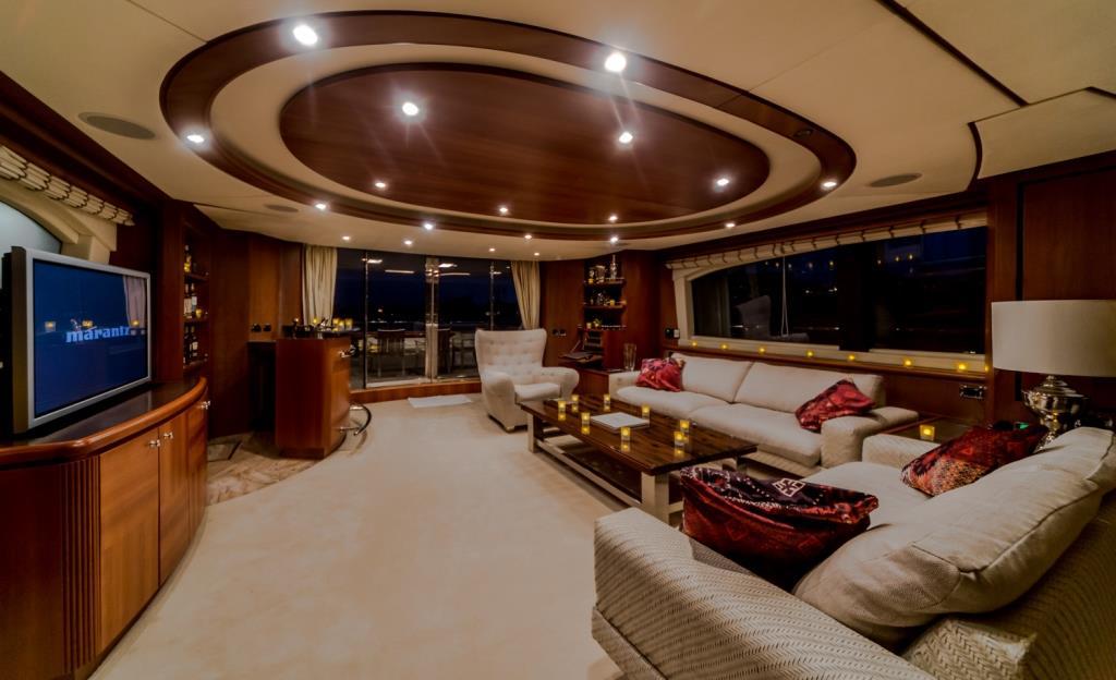 MY ANTONIA II - Salon lounge