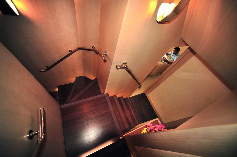 MY ESPRESSO - Stairs