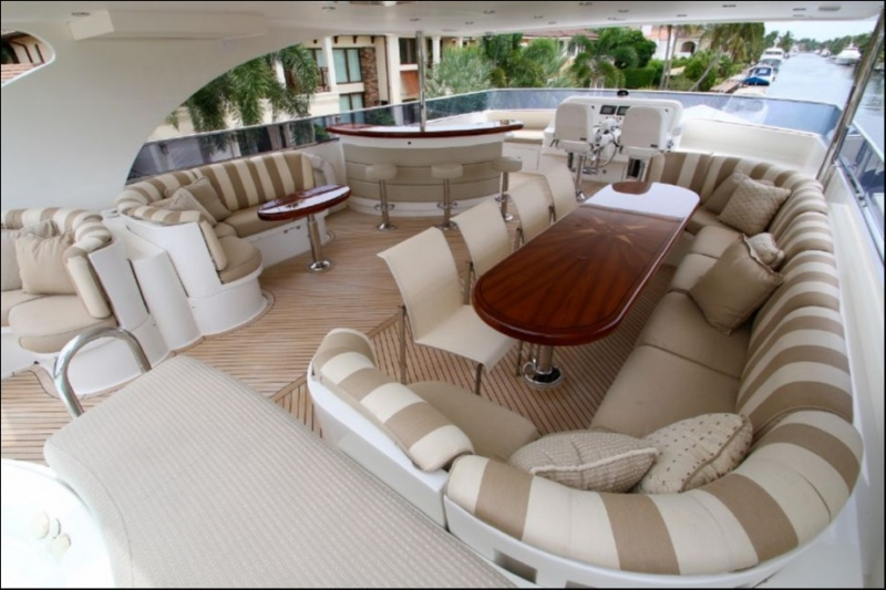 MY EXIT STRATEGY - Sundeck seating