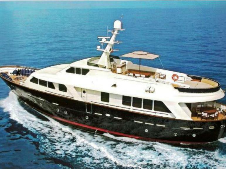 MY HARMONYA - Yacht