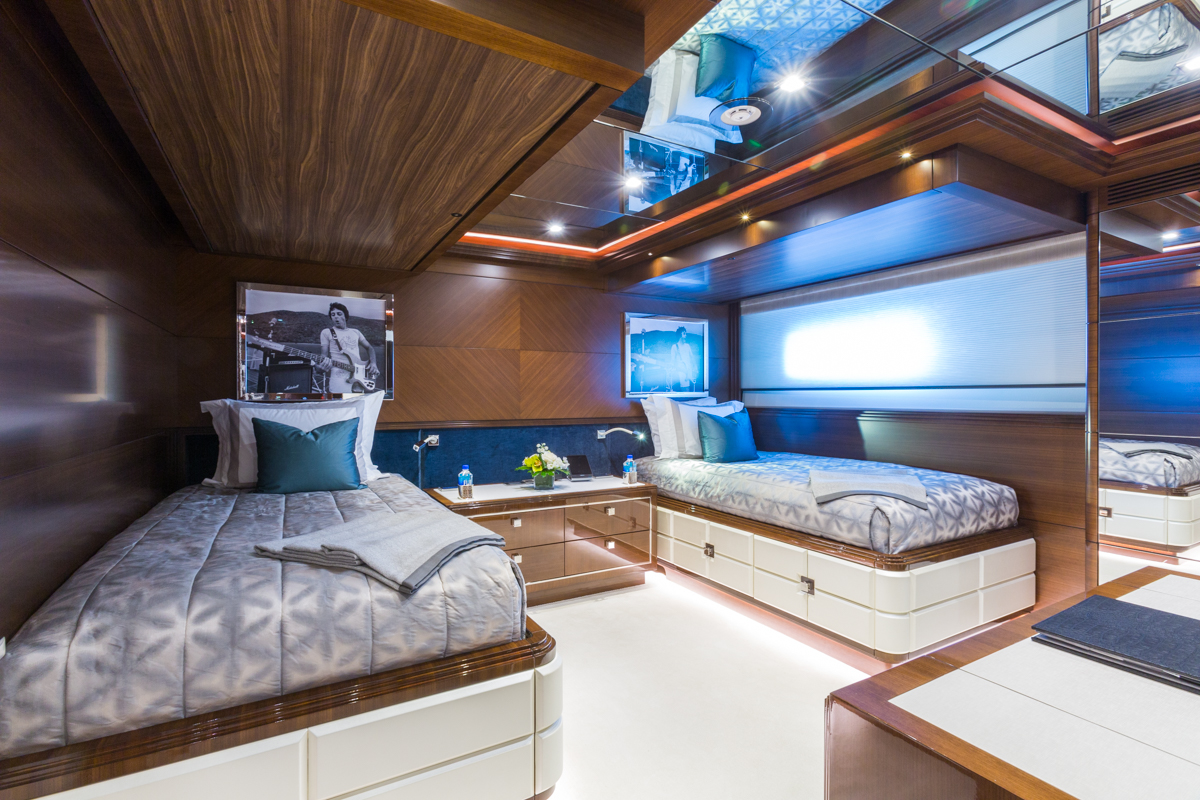 MY KING BABY - Twin cabin