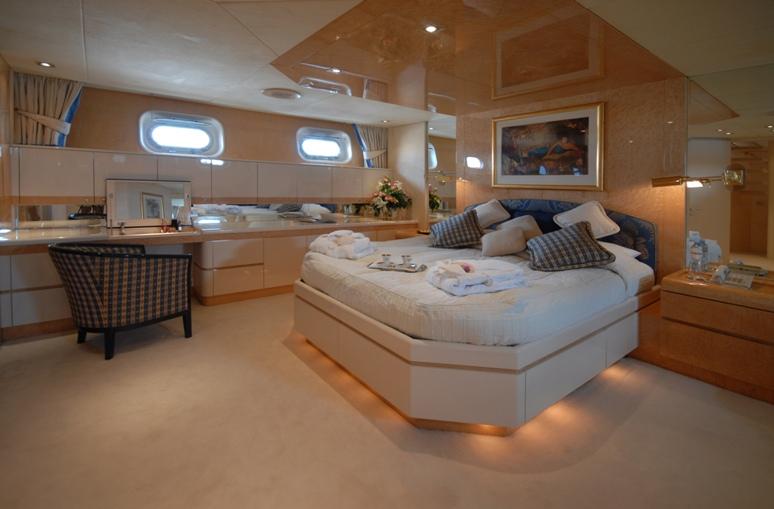 MY LADYSHIP - VIP cabin 2