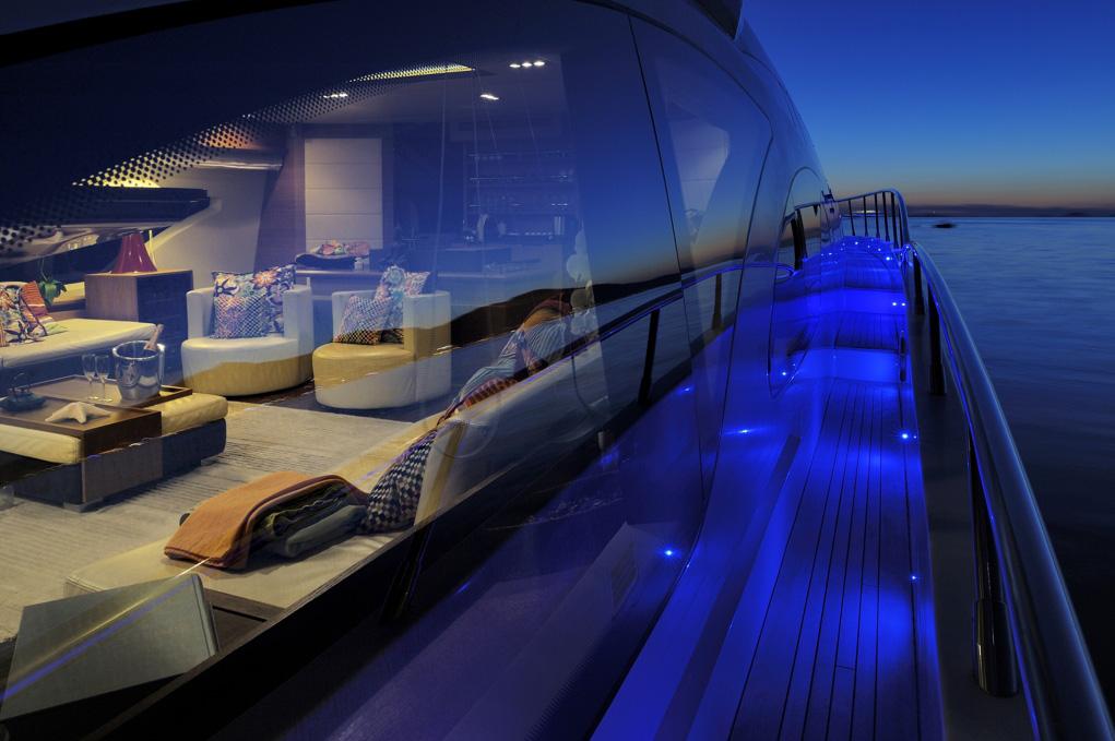 MY LEONARDO - Side deck
