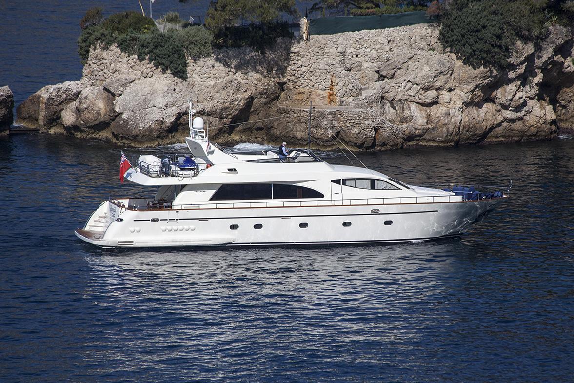MY LEONIDA - Yacht