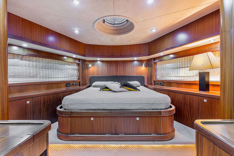 MY OCTAVIA - VIP cabin