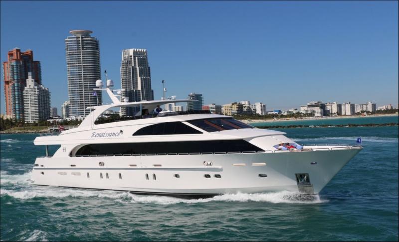 MY RENAISSANCE - Yacht